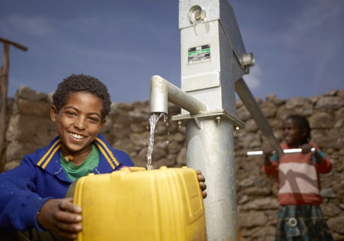 Charity: water keeps more communities hydrated by tapping into Okta.