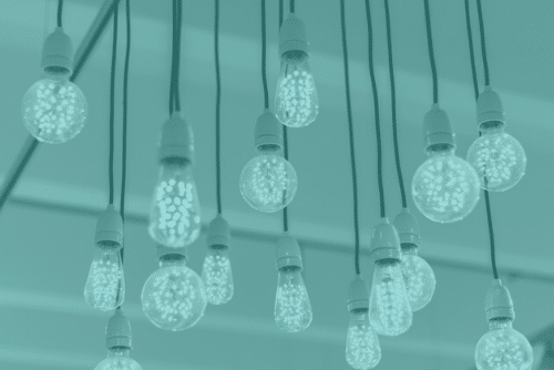 Light bulb moment - ebook ideas