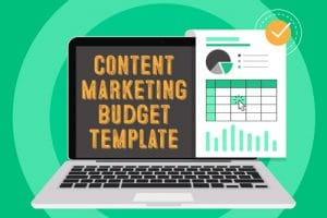 Content Marketing Budget Template